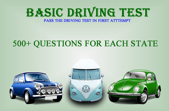 Free Online Driving Test- EZ Driving Test